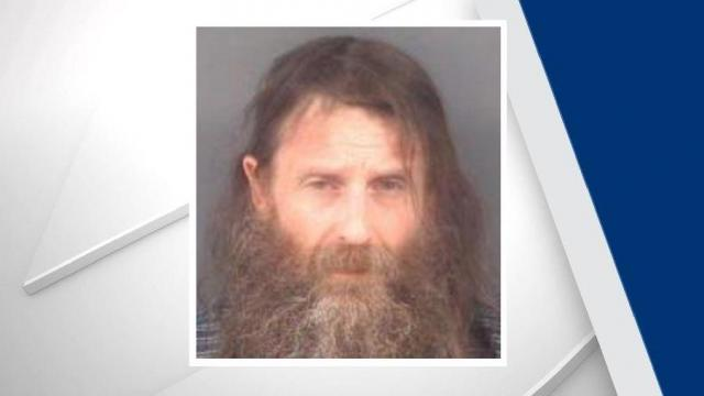 Jeffery Thomas Strange, 49, has been charged with first-degree arson.