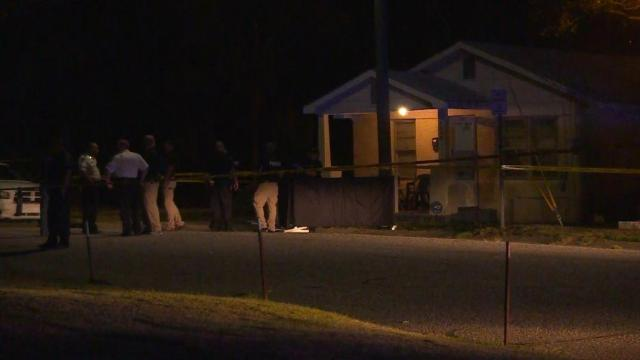Person killed in shooting at Fayetteville home