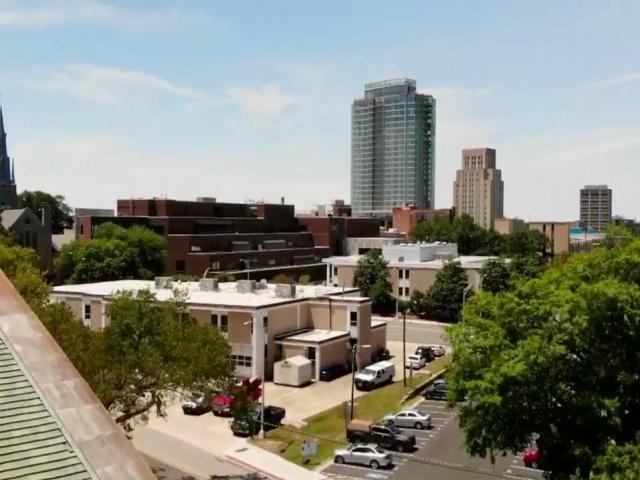28 Story Durham City Center Almost Complete Wral Com
