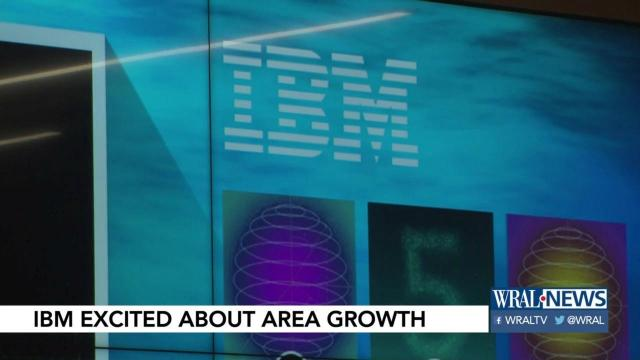 Ibm Rtp Campus Map.Ibm Rooting For Continued Growth In The Triangle Wral Com
