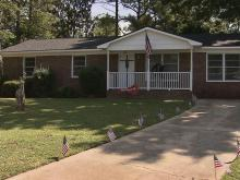 U.S. Marine honored with mortgage-free home