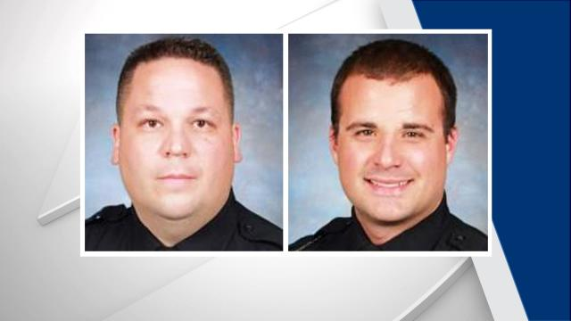 Durham police Cpl. B.M. Glover, Officer G.F. Paschall, officer-involved shooting