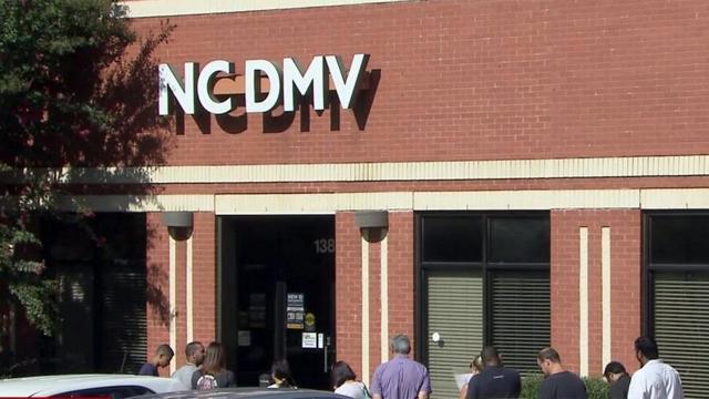 North Carolina DMV
