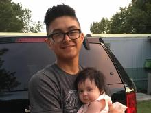 Wilson family mourns the death of teenage son, young father