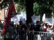 UNC Chapel Hill protests