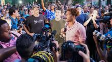 IMAGES: Three arrested as 'Silent Sam' supporters, opponents gather at UNC
