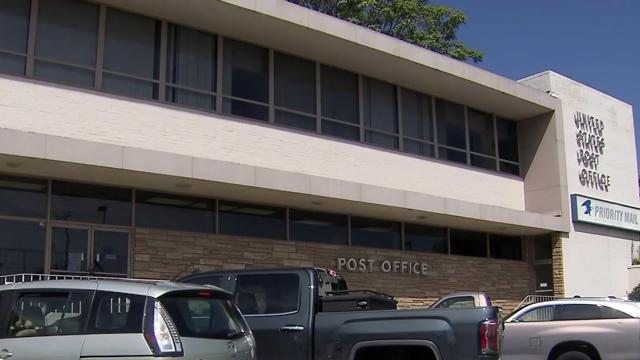 Stamped Out Cameron Village Post Office To Close WRAL
