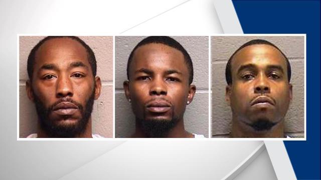 Derrick Tyson, Reginald McClain, Walter Thorne-Price, Durham homicide