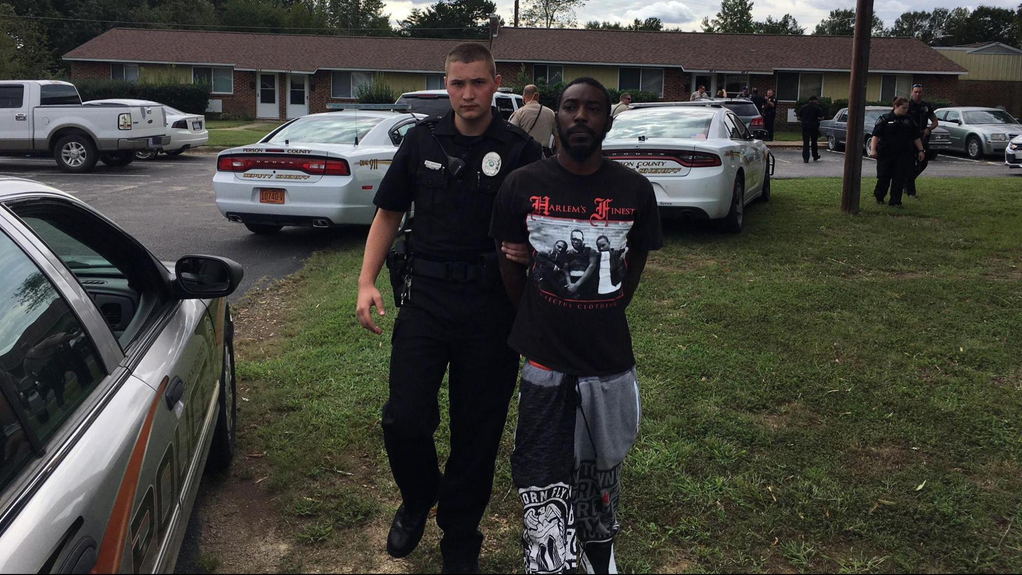 Arrest made after Roxboro man shot dead while celebrating