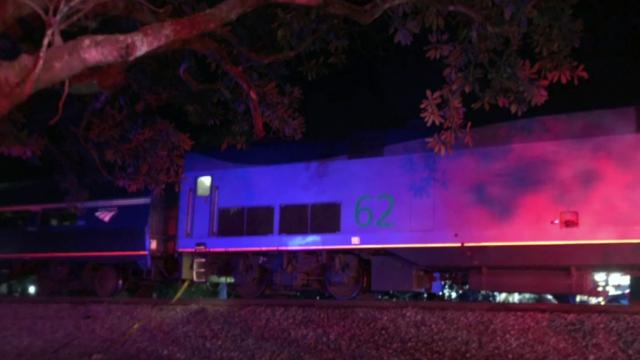 A Southern Pines man was hit and killed by an Amtrak train on Oct. 6, 2018.