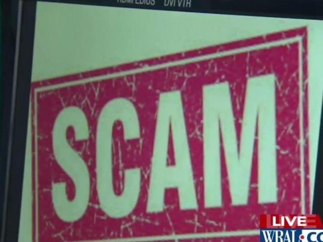 With fears about the coronavirus, scammers are setting up bogus websites, emails, texts, and social media posts to take people's hard-earned money.<br/>Web Editor: Alfred Charles
