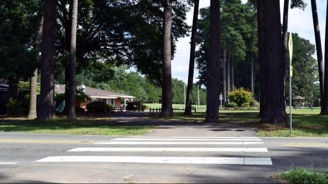 Golf cart hit-and-run