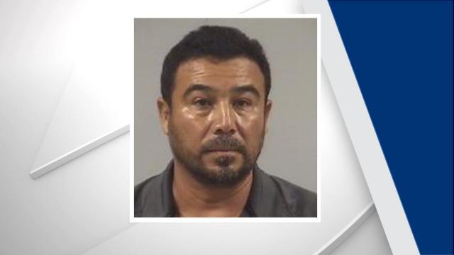 Pablo Hernandez suspected of DUI