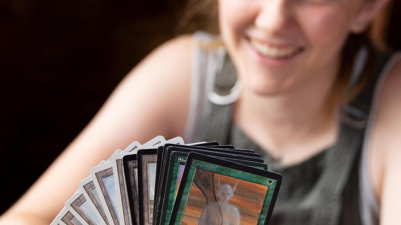 UNC student finds $18,000 worth of 'magic' cards in her