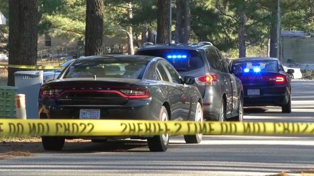 One shot, killed in Harnett County