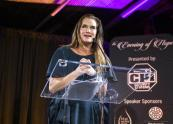 IMAGES: Brooke Shields raises awareness of postpartum depression
