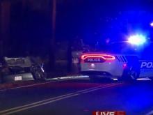 Dearborn Drive crash