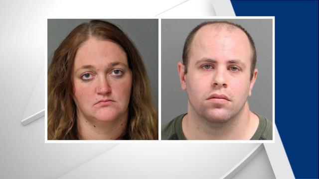 Sabra LeaneBlevins, 30, and Dustin Richard Mullinax, 26