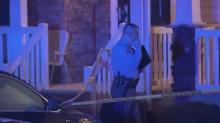 IMAGES: Person shot inside east Raleigh home
