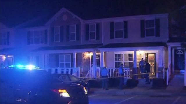 Person shot inside east Raleigh home