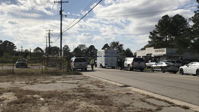 Bomb squad investigating package left at Wilson County church
