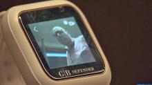 IMAGE: Cary woman invents smart watch to protect women