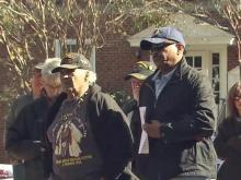 Hillsborough honors veterans with ceremony