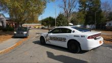 IMAGES: 'The call you never want to get': Parents relieved after false 911 call prompts lockdown at Carrboro elementary