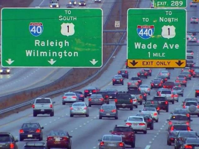 I-40 Challenge a win: Zero fatalities in NC during peak Thanksgiving