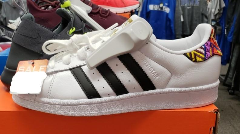 FBI, police searching for Aguilar's sneakers
