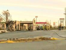 Fire destroys part of Mexican restaurant in Henderson