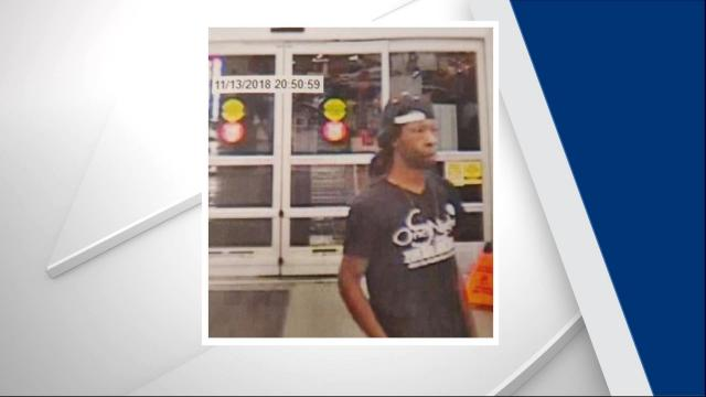 Clayton police: Man 'exposed himself' to Walmart employee near fitting room