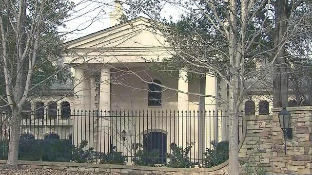 FBI at Raleigh home