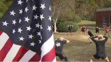 IMAGES: F3 provides a workout for mind, body and soul