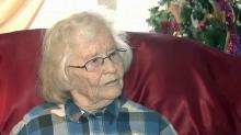 IMAGE: Volunteer provides 'holiday blessing' for Raleigh 90-year-old