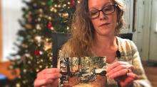 IMAGES: Her Christmas wish started with a crash. Now she's looking for the angels who helped 20 years ago