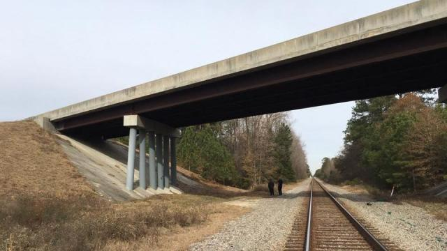 Skeletal remains in Robeson County