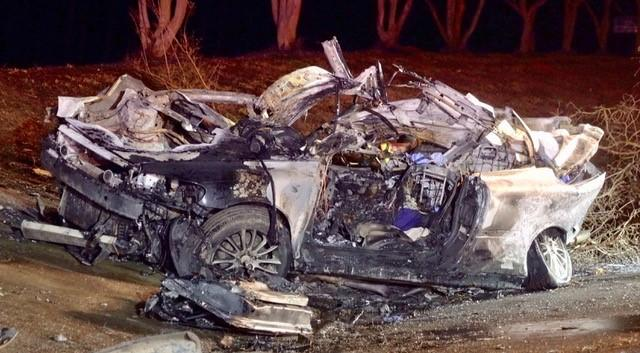 Driver killed in fiery Nash County crash :: WRAL com