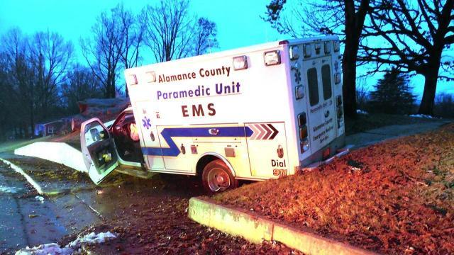 EMS crash