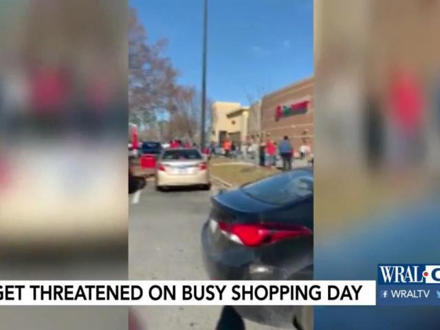 Target Reopens After Bomb Threat Prompts Evacuation Wral Com