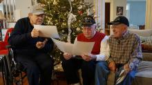 IMAGES: 3 branches, 3 wars, 1 new friendship: Veterans meet during holiday rendezvous