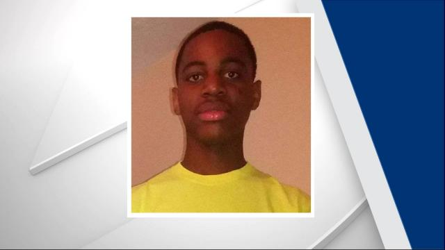 Justus Banks, 14, is described as a black male with brown hair and brown eyes. He stands 5 feet 10 inches and weighs 140 pounds.