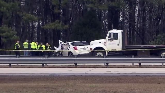Haw River man killed in crash on Durham Freeway :: WRAL com