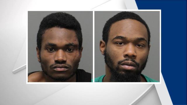 Cedric Kearney, Antonio Fletcher, Raleigh police officer shooting
