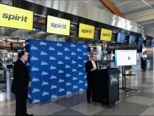 New Spirit service at RDU announced