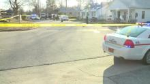 IMAGE: Police searching for clues after 2 shot in Rocky Mount