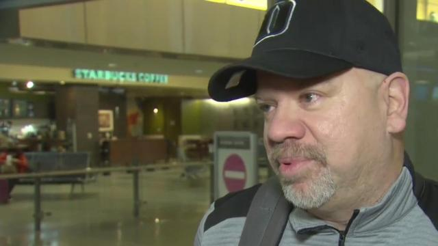 RDU travelers grateful for TSA agents who worked without pay during shutdown