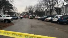 IMAGE: Man dies from smoke inhalation in Raleigh fire