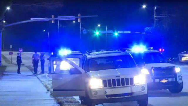 1 arrested, 1 at-large after police chase from Morrisville