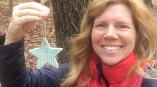 IMAGE: Artist creates a treasure hunt for stars to lure Triangle families to the outdoors